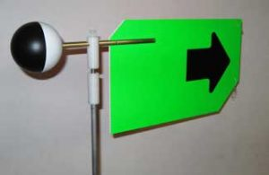 Flat Top Ball Wind Flag